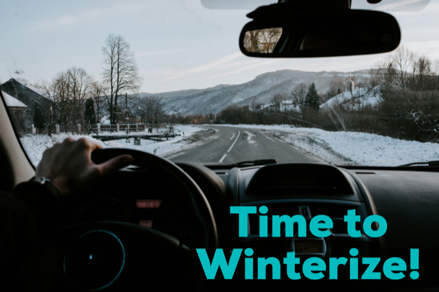 Winterizing: 10 things to do before winter arrives!